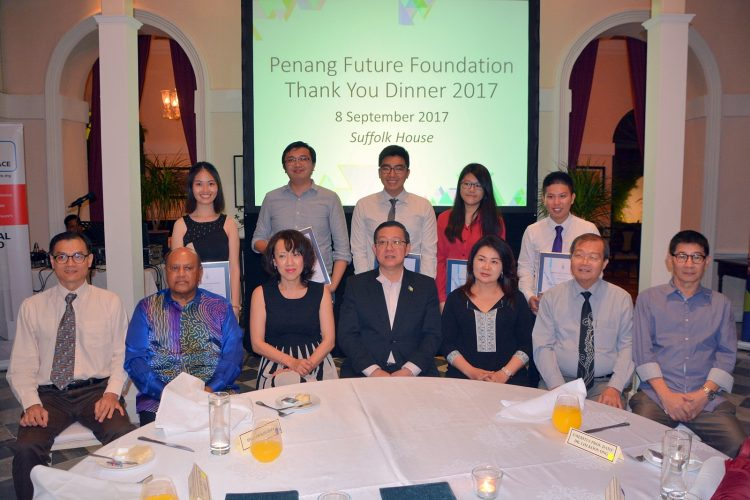 The PFF organizes PFF Luncheon annually to thank the Selection Committee and co-interviewers for their contribution and support for the PFF Scholarship Program. For 2017, the PFF Thank You Dinner was held at Suffolk House, Penang. Amongst the attendees were Members of the PFF Selection Committee, PFF 2017 Co-Interviewers, PFF Graduates and PFF 2017 Bootcamp […]