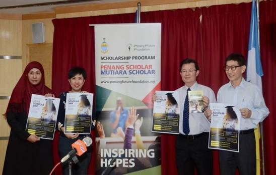"""Chief Minister Chow Kon Yeow has announced that application for PFF 2019 will be opened from 31 May to 20 June 2019 during a press conference held on 25 March 2019. Chief Minister Chow Kon Yeow shared, """"PFF provides fruitful opportunities for our future Malaysian leaders. We hope to attract, build and retain human talent […]"""
