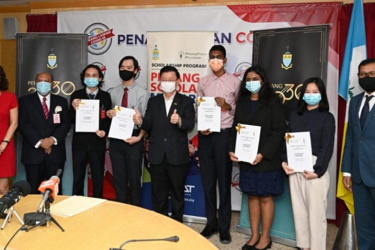 """A TOTAL of 74 students have successfully been selected to receive the Penang Future Foundation (PFF) scholarships this year. Chief Minister Chow Kon Yeow said the students were selected after the selection process concluded in September this year. """"The projected value of the awarded PFF scholarships this year stands at RM3.4 million. """"In its sixth […]"""